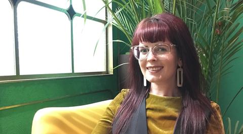 Gillian Blair joins Design Worldwide Partnership