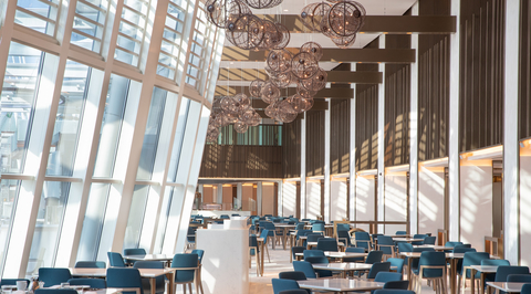 Jumeirah Beach Hotel reopens following refurbishment designed by Engineering Office