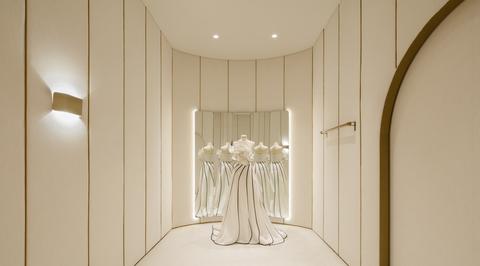 H2R Design's new retail destination uses design to create a harmonious symphony