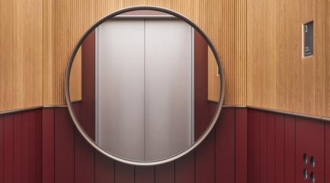 david/nicolas create exclusive elevator cabin series for Mitsulift
