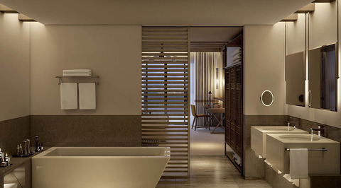 Gerard Glintmeijer, founder of Glintmeijer Design Studio on what influences bathroom design decisions for hotel projects