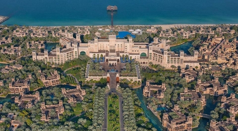 Renovation works complete for Jumeirah Al Qasr hotel in Dubai