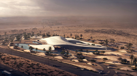 Zaha Hadid Architects' Bee'ah project in Sharjah to open this summer and include AI technology