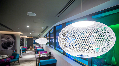 W Amman's design references Jordanian culture and the city's traditional architecture