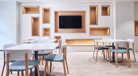 ISG completes fit-out for Abu Dhabi Accountability Authority's new HQ designed by Perkins+Will