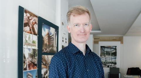 Morgan Fleming joins Perkins+Will as new design director of Dubai studio