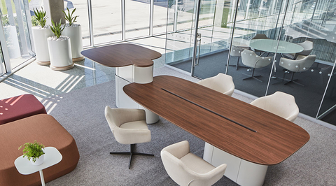 Traditional open-plan offices are noisy and disruptive, writes CID editor Shweta Parida