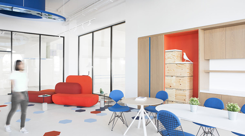New office archetype embodies greater mobility and entrepreneurial culture, say experts