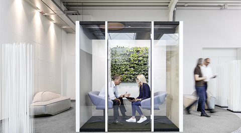 Are workplace acoustic pods and booths trend-driven or a result of genuine demand?