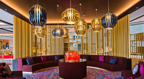 Take a video tour of W Dubai's interiors with dwp