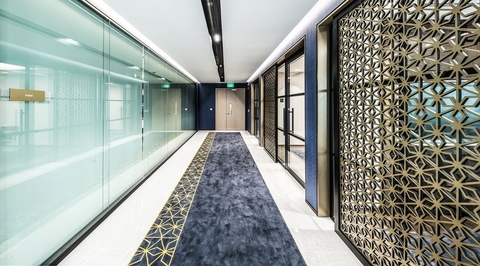 Swiss Bureau completes first interior design project in Singapore