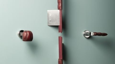 Anarchitect participates in Wallpaper* Handmade exhibition with triptych of door handles