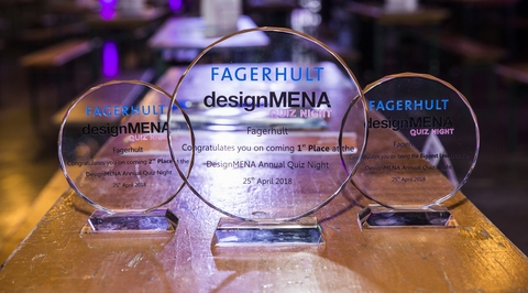 Two weeks left to book tables for designMENA Quiz