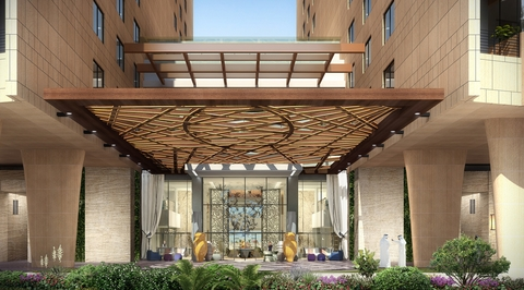 Glintmeijer Design Studio to complete interiors of Andaz the Palm hotel in Dubai launching later this year