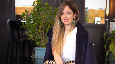 Rosha Ehsan reveals her five objects of desire