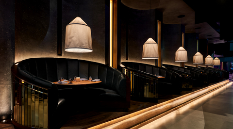 Keane completes design for two restaurants at W Dubai hotel