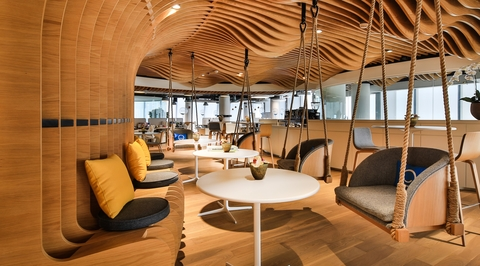 What is a living office and what can it teach traditional workplaces?