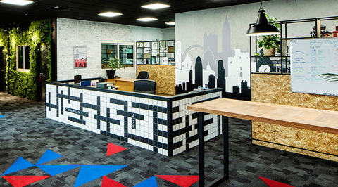 Broadway Interiors redesigns BBG Dubai office – for free