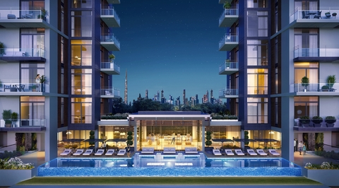Anarchitect's design for new Ellington Properties residences features outdoor spaces as interior extensions