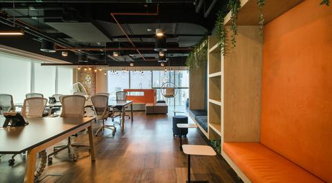 KPS wraps up Talabat's 'funky' Dubai office