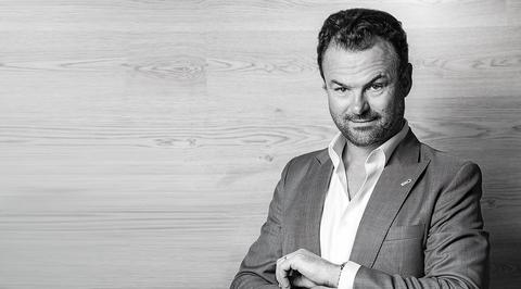 Joakim de Rham wants Swiss Bureau to 'push the boundaries' of interior design