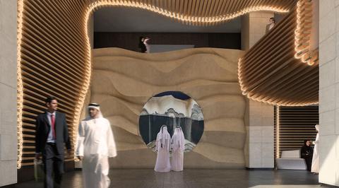 Nobu Hotel in Riyadh by Rockwell Group-designed is delayed