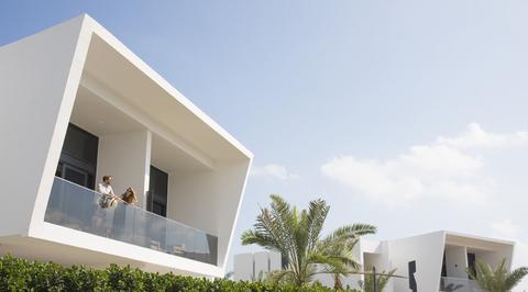 Arab motifs inspire UAE's first spa villas in Abu Dhabi