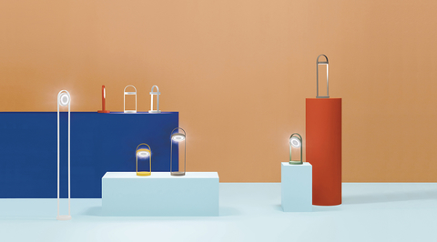 Looking back on a decade of Pedrali's Italian lighting