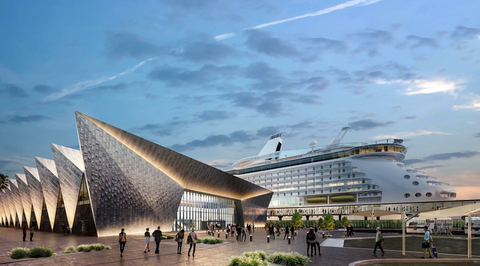 Meraas appoints ASGC to build region's most advanced cruise terminal in Dubai Harbour