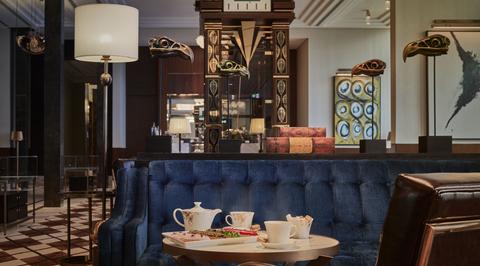 Waldorf Astoria DIFC designer SRSS International rebrands to Smallwood
