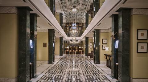 SRSS-designed Waldorf Astoria hotel opens in Dubai