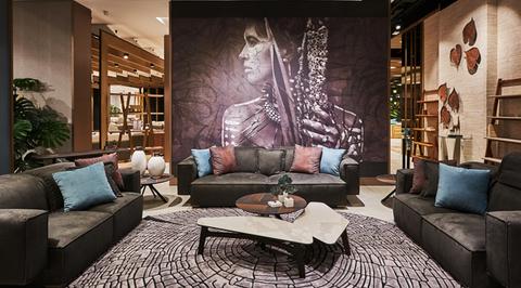 Studio IDA transforms Al Huzaifa Furniture showroom to face new retail challenges