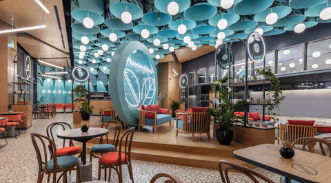 First look inside Kava & Chai's 4Space-designed DIFC coffeehouse