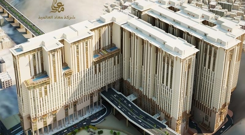 IHG targets religious tourism with 'world's largest' Voco-branded Saudi hotel