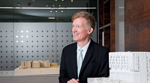 'Tremendous opportunity' for the rebirth of Perkins+Will, says Morgan Fleming