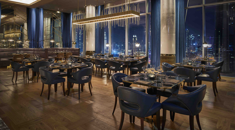 LW-designed Bull & Bear restaurant opens in Waldorf Astoria DIFC