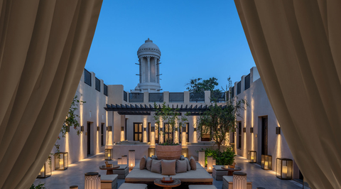 Take a look inside GAJ-design Al Bait hotel in Sharjah