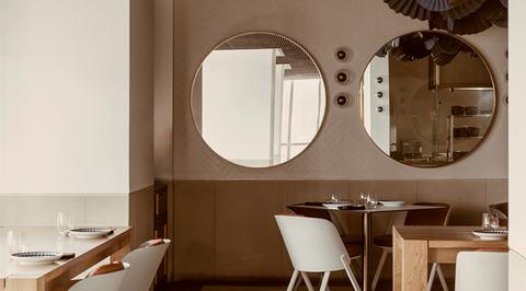T.ZED Architects' restaurant in Kuwait displays intricacies of Japanese design