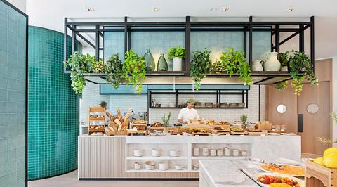 Inside Lulie Fisher's sophisticated Vida Hotel Emirates Hills