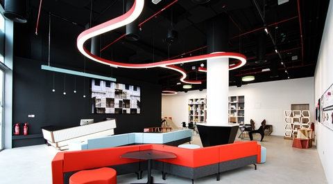 First materials library in the UAE opens in d3