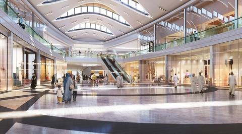 Majid Al Futtaim is building its biggest-ever mall in Oman