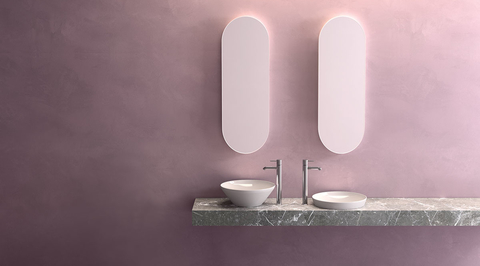 Middle Eastern bathroom design is awash with colour, technology and individuality