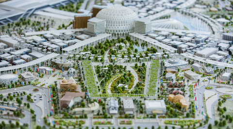 Singapore's Expo 2020 Dubai pavilion combines nature and urbanism