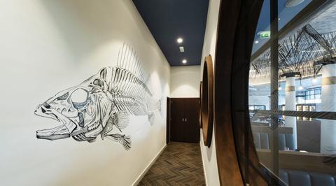 Broadway Interiors scales up Seafood Market design