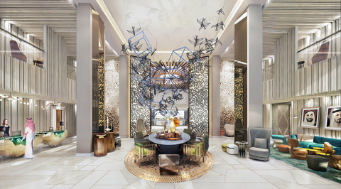 Design for Dubai's first Andaz hotel to be inspired by Emirati culture