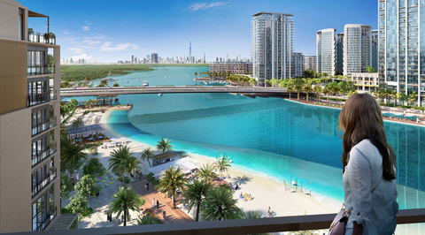 SSH pushes ahead with Creek Beach District by Emaar