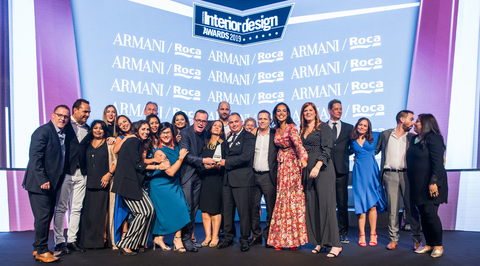 CID Awards 2019: LW named Interior Design Firm of the Year