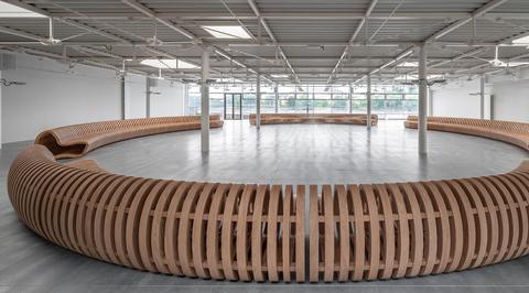 Nina Moeller to showcase Curve Bench at Index Dubai 2019