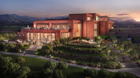 SSH to design mixed-use development in Morocco