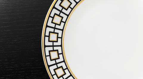 An Art Deco tableware range with 'attitude'